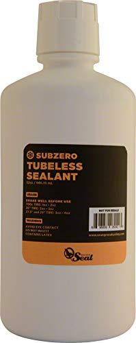 Orange Seal Subzero Tubeless Sealant, 32oz by Orange Seal