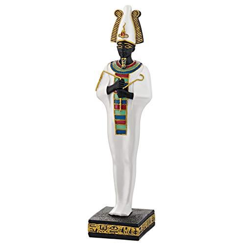 Design Toscano Osiris Deity of Ancient Egypt Statue, Full Color
