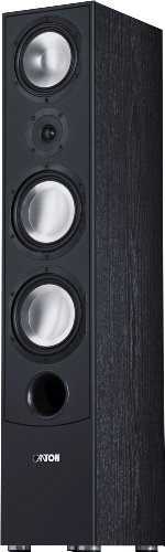 Canton GLE 490.2 Speaker- Single (Black) by Canton