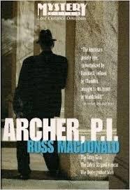 Archer, P. I.: The Ivory Grin / The Zebra Striped Hearse / The Underground Man