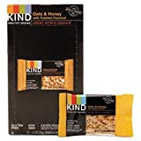 Kind 18080 Healthy Grains Bar, Oats and Honey with Toasted Coconut, 1.2 oz, 12/Box