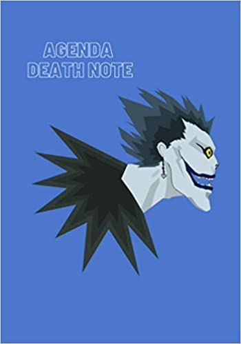 Agenda Death Note: Calendrier 2021 (French Edition): Shippuden
