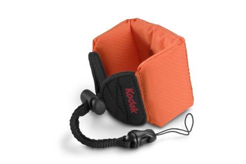 Kodak Essential Floating Wrist Strap for Cameras - Orange