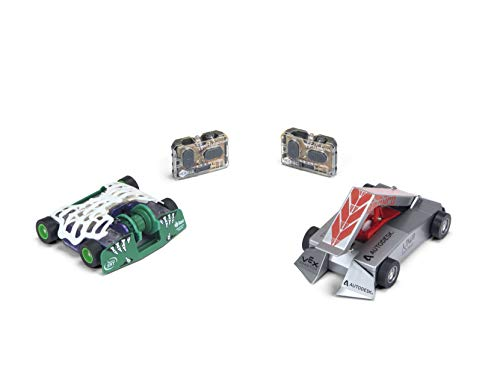 HEXBUG BattleBots Rivals (Bronco and Witch Doctor) (4 Piece Bronco)
