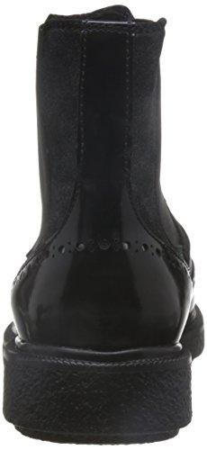 Bottes D Chelsea Geox Femme black Noir Prestyn qawAfEU