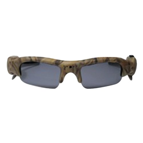 POV ACG27-CA 720p HD Action Camera Eyewear and Webcam (Camo)