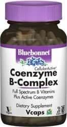 Coenzyme B-Complex Bluebonnet 100 Veg Capsule