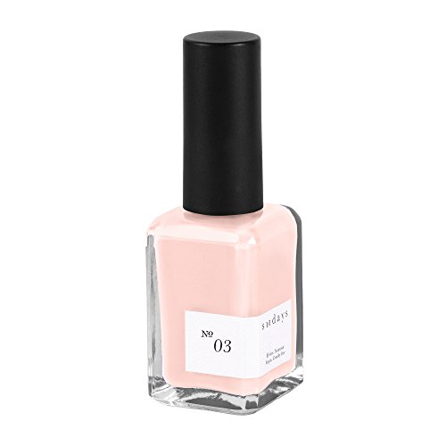 (Sundays 10-Free, Nontoxic Nail Polish No.03)