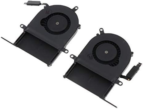 Homyl Laptop CPU Cooler con Ventilador De Repuesto para MacBook ...