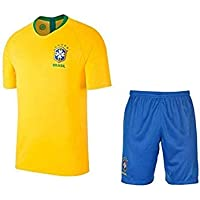 amf Brazil Football Jersey for Shorts