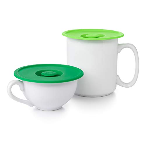 - OXO Good Grips 2-Piece Reusable Lid Drink and Can Set