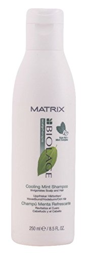 Biolage Energizing Shampoo - Matrix - BIOLAGE SCALPTHERAPIE cooling mint shampoo 250 ml