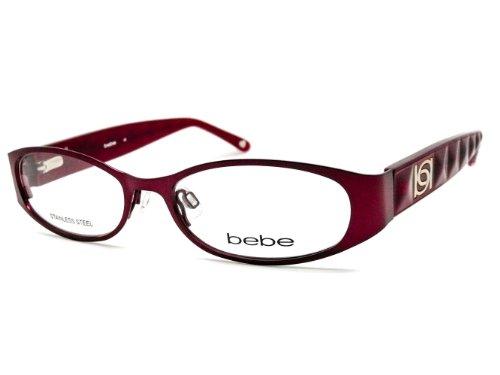 BEBE Monture lunettes de vue BB5037 001 Bordeaux 51MM
