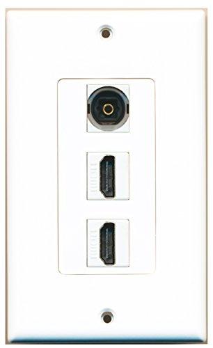 Digital Audio Wall Plate - 5