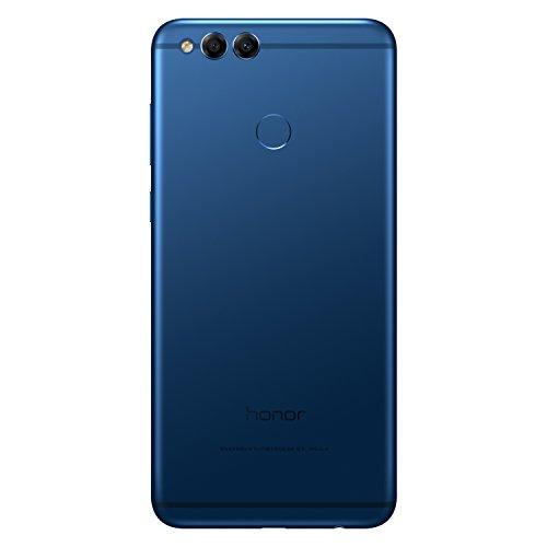 "31m 7uuJtML - Honor 7X - 18:9 screen ratio, 5.93"" full-view display. Dual-lens camera. Unlocked Smartphone, Blue (US Warranty)"