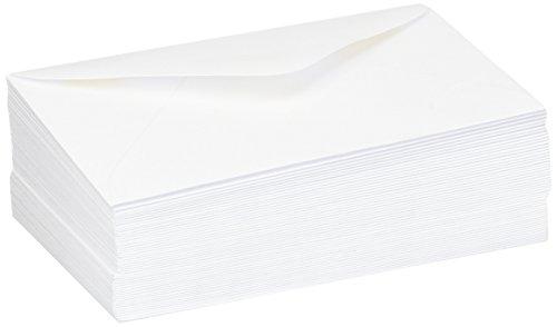 Enclosure Card #63 Envelopes 2 1/2' X 4 1/2' Gift Supplies- 50 Pack
