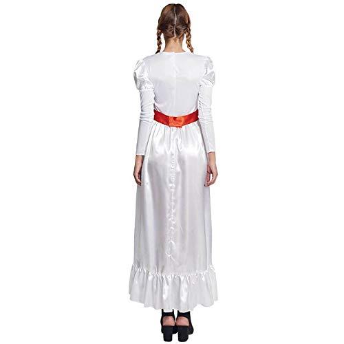 Disfraz Muñeca Poseída Mujer (Talla L) Halloween: Amazon.es ...