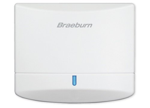 Sensor Thermostat Remote Temperature (Braeburn 7390 BlueLink Smart Connect Wireless Remote Indoor Sensor)
