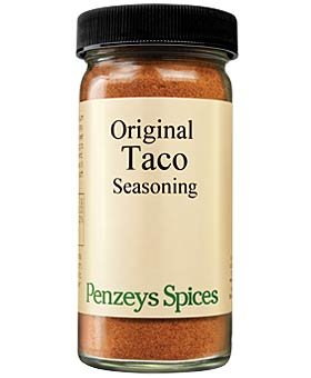 Taco Seasoning By Penzeys Spices 2 9 oz 1/2 cup jar