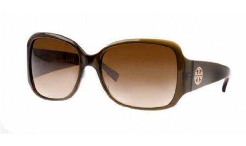 Tory Burch Sunglasses - TY7004 / Frame: Olive Lens: Brown - Burch Prescription Sunglasses Tory