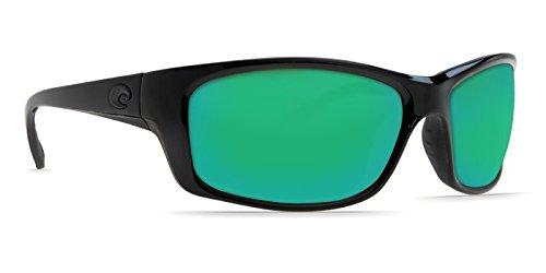 Costa Del Mar JO01HGMGLP Jose Sunglass, Blackout Green - Sunglasses Jose Mar Del Costa