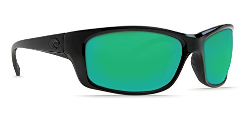 Costa Del Mar JO01HGMGLP Jose Sunglass, Blackout Green - Sunglasses Mar Costa Del Jose