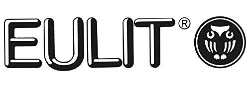 Eulit Palma 22mm Grey Perlon Watch Strap by Eulit (Image #3)