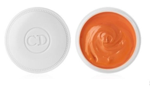 Dior Creme Abricot Fortifying Cream for Nails Nail