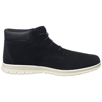 Timberland Men's Graydon Leather Chukka Boots 6
