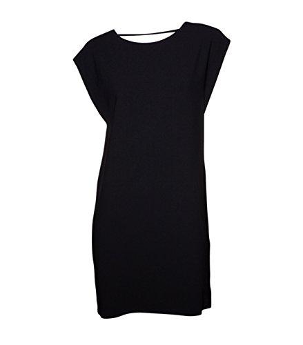 IRO Damen Anna Kleid in Schwarz 01 Black 5ulUm0
