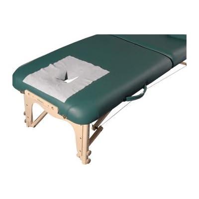jetables haleine couvertures de trou pour table de massageâ€