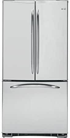 GE Profile : PFSS2MIYSS 22.2 cu.ft. Bottom Freezer Refrigerator - Stainless Steel