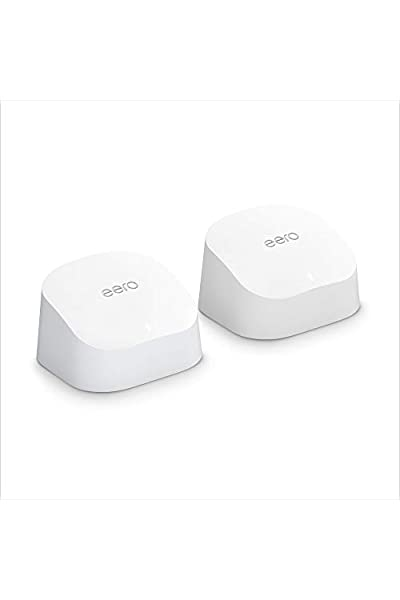 Eero 6 Mesh WiFi System On Sale for Up to 30% Off [Deal]