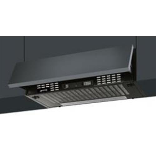 Smeg KE61NE Built-under Black 160m³/h cooker hood - Cooker Hoods ...