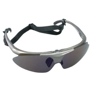 Baseball Flip-up Sunglasses Used by Outfielders & Infielders from Little League to Adult Softball (One Size Fits Most, Adjustable - Players Sunglasses For Baseball