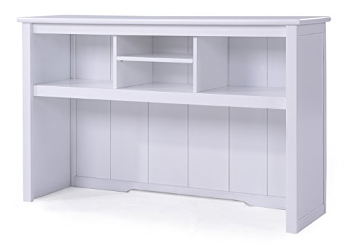 Better Homes and Gardens Sebring Hutch, White by Better Homes & Gardens