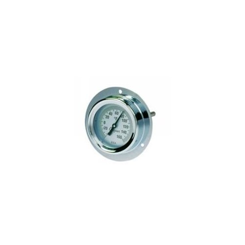 -40-160 F Degree Industrial Flange Mount 4 Stem Thermometer Cooper-Atkins 2225-03-5 Pack of 10 pcs