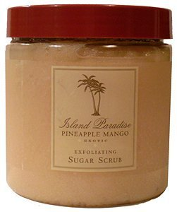 And Asquith Scrub Exfoliating Somerset - Asquith & Somerset Island Paradise Pineapple Mango Exotic Exfoliating Sugar Scrub 19.4 Oz.