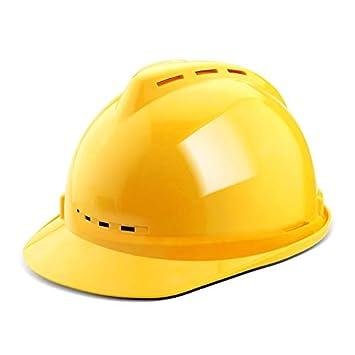 Escudo completo Casco De Seguridad Sitio De Construcción Construcción Ingeniería Liderazgo Engrosamiento Impresión ABS Trabajo Seguro