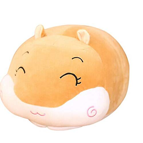 4 Cute Fat Hamster Warm Hand Pillow Doll Plush Warm Handcuffs can be Inserted into The Doll Korean Funny Girl Gift Christmas New Year's Day Gift (Pattern   4)