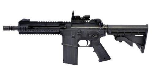 umarex steel force semi / 6-burst co2 bb gun w/ reflex red d