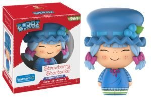 Dorbz Vinyl Collectible - Strawberry Shortcake Blueberry Muffin Exclusive by Funko ()