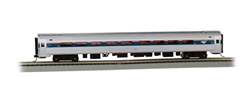 85' Budd Amtrak Passenger Car - Amfleet I Coach - Coachclass Phase VI #82617 - HO - Car Budd Passenger