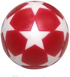 Manuel Gil Bola futbolin Star roja 17gr 31. 5mm: Amazon.es ...