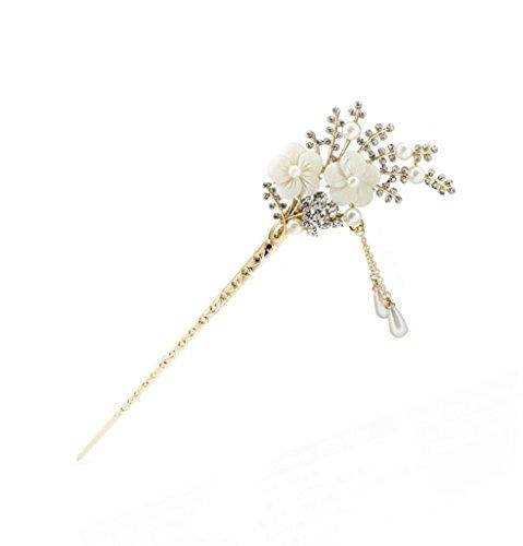 Womens Crystal Rhinetone Flowers Design