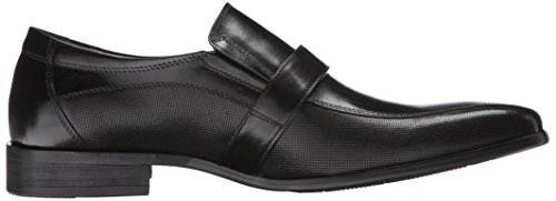 Kenneth Cole Reaction Men's Big News Slip-on Loafer, Black Black