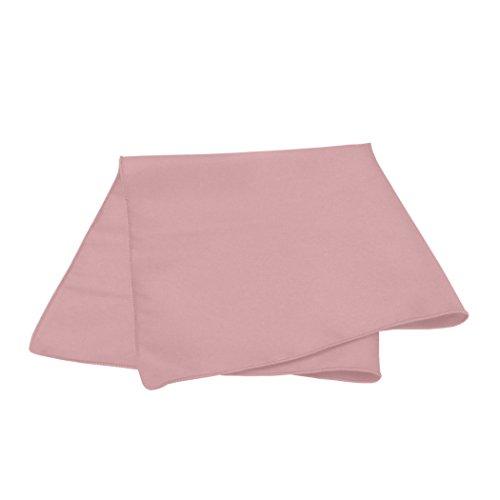 (Ultimate Textile -1 Dozen- 10 x 10-Inch Cloth Cocktail Napkins Dusty Rose Pink)