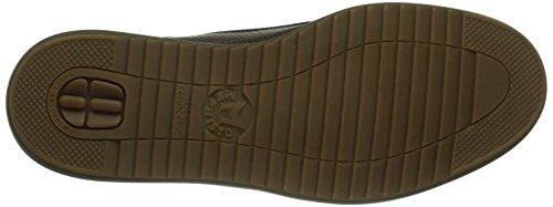 Nicolas Uomo braun Mephisto Stringate 11951 Marrone Brown Scarpe dark Oldbrush Zn7AnBT