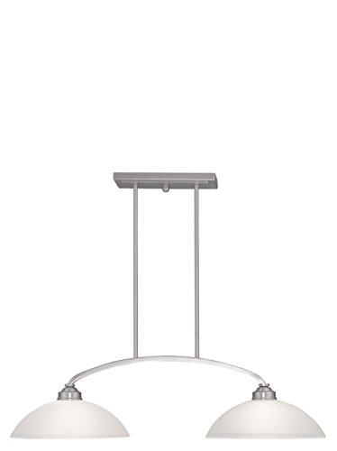 Livex Brushed Nickel Island (Livex Lighting 4222-91 Somerset Billiard/Island)