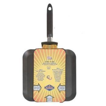 Euro-Home 9628 Gorgeous 11'' x 11'' Square Non-Stick Griddle Pan, Multicolor
